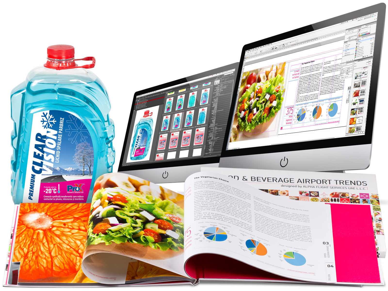 Zoom Dynamics - Design grafic, Design de ambalaj, Design de produs