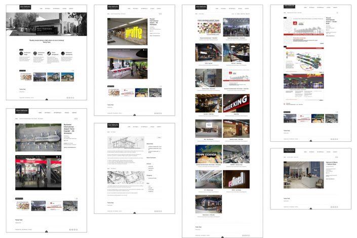 Web site portofoliu