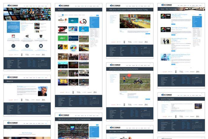 Web site prezentare