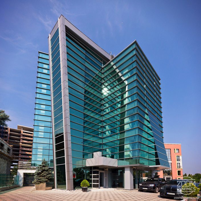 Promoroaca 5 Office Building