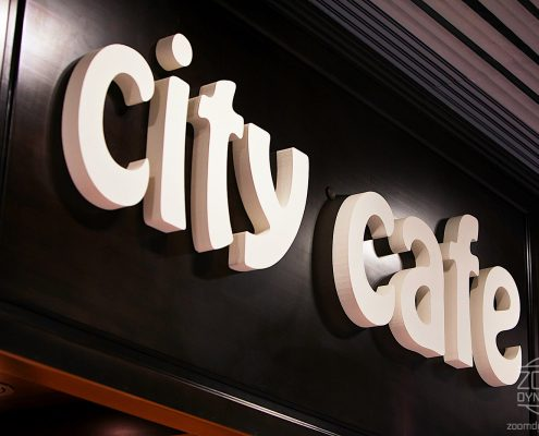 City Cafe - Food Court - Henri Coanda International Airport