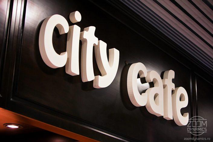 City Cafe - Food Court - Henri Coanda International Airport