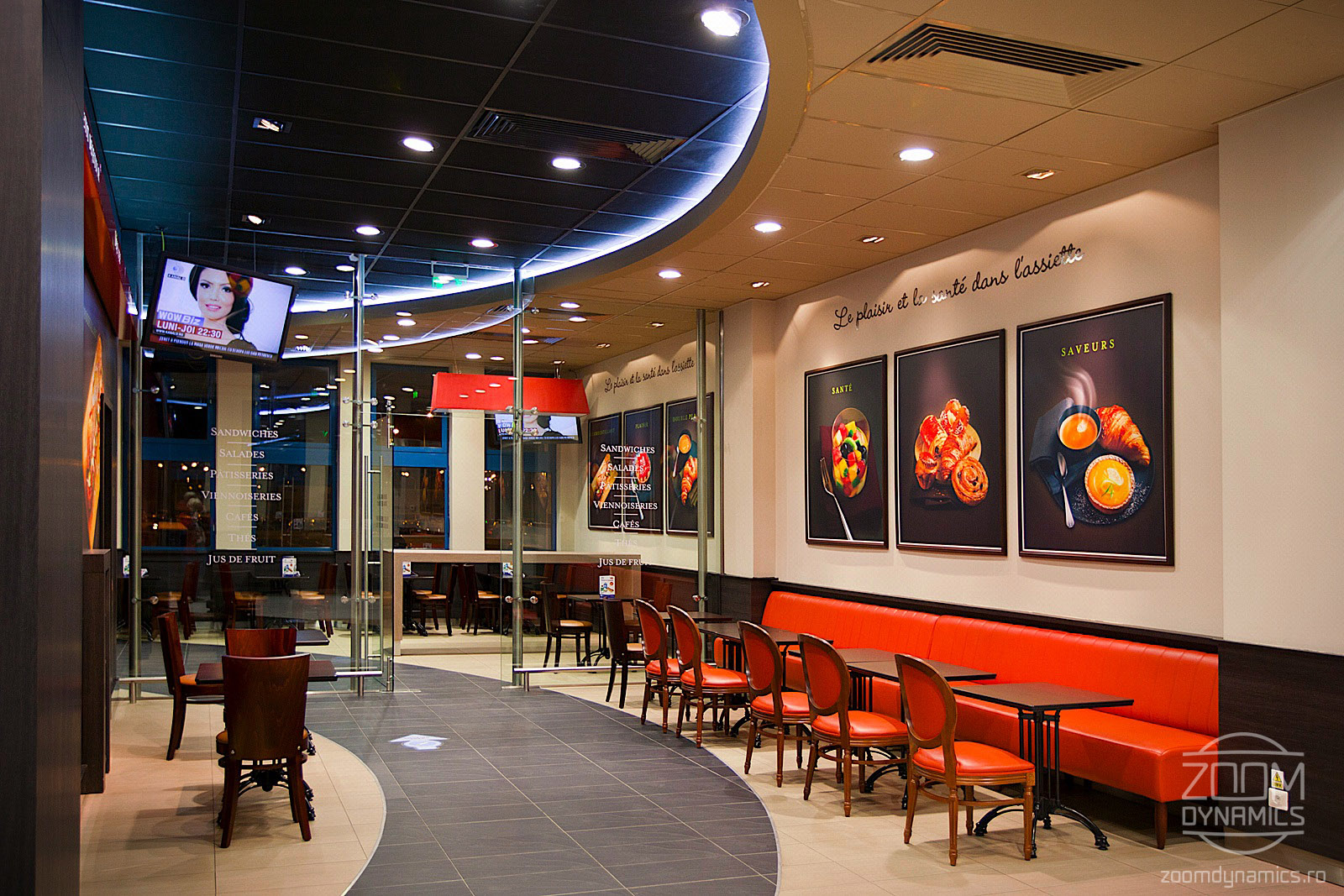 Brioche Doree - Coffee Shop 2 - Henri Coanda International Airport