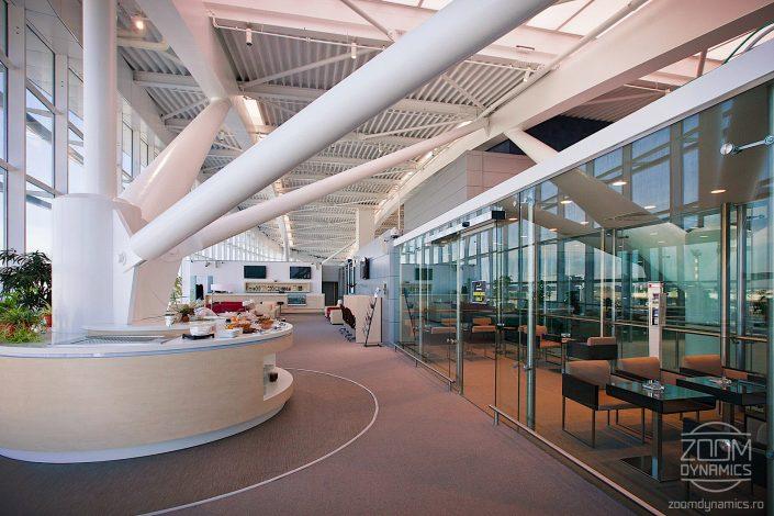 VIP - Officials Lounge - International Aeroport Henri Coanda