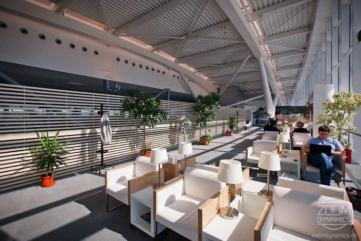 Unicredit Business Lounge - International Airport Henri Coanda