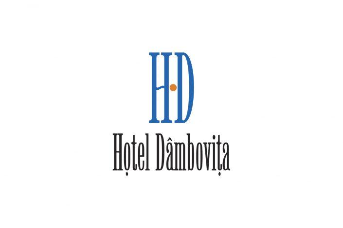 Hotel Dâmbovița - logo