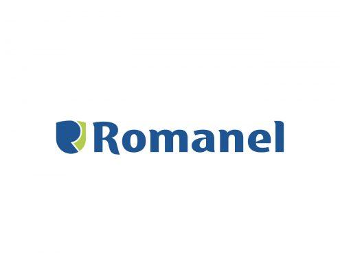 Romanel - logo