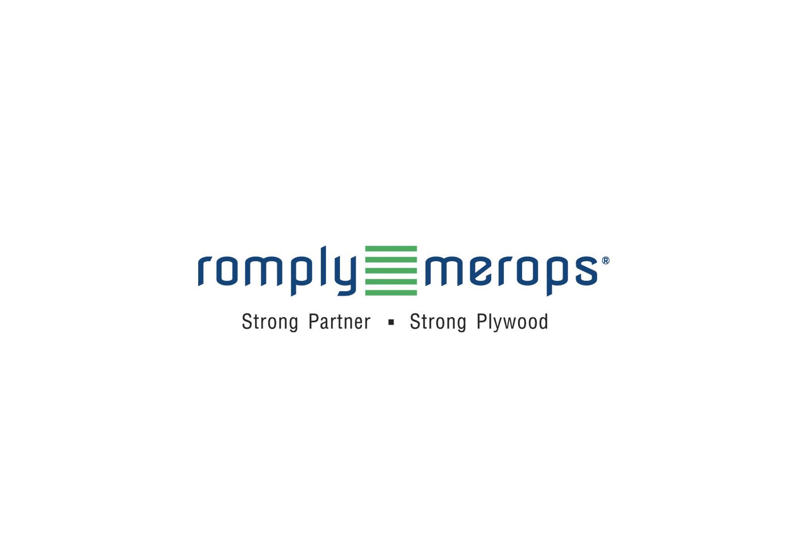Romply Merops - logo