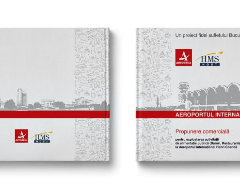 Autogrill Tender Book - Aeroportul International Henri Coanda