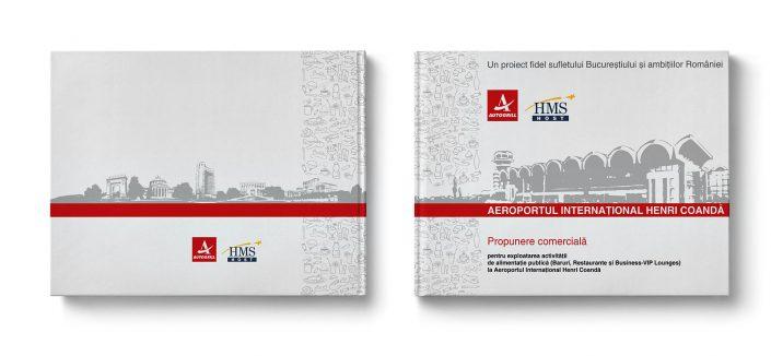Autogrill Tender Book - Aeroportul International Henri Coanda