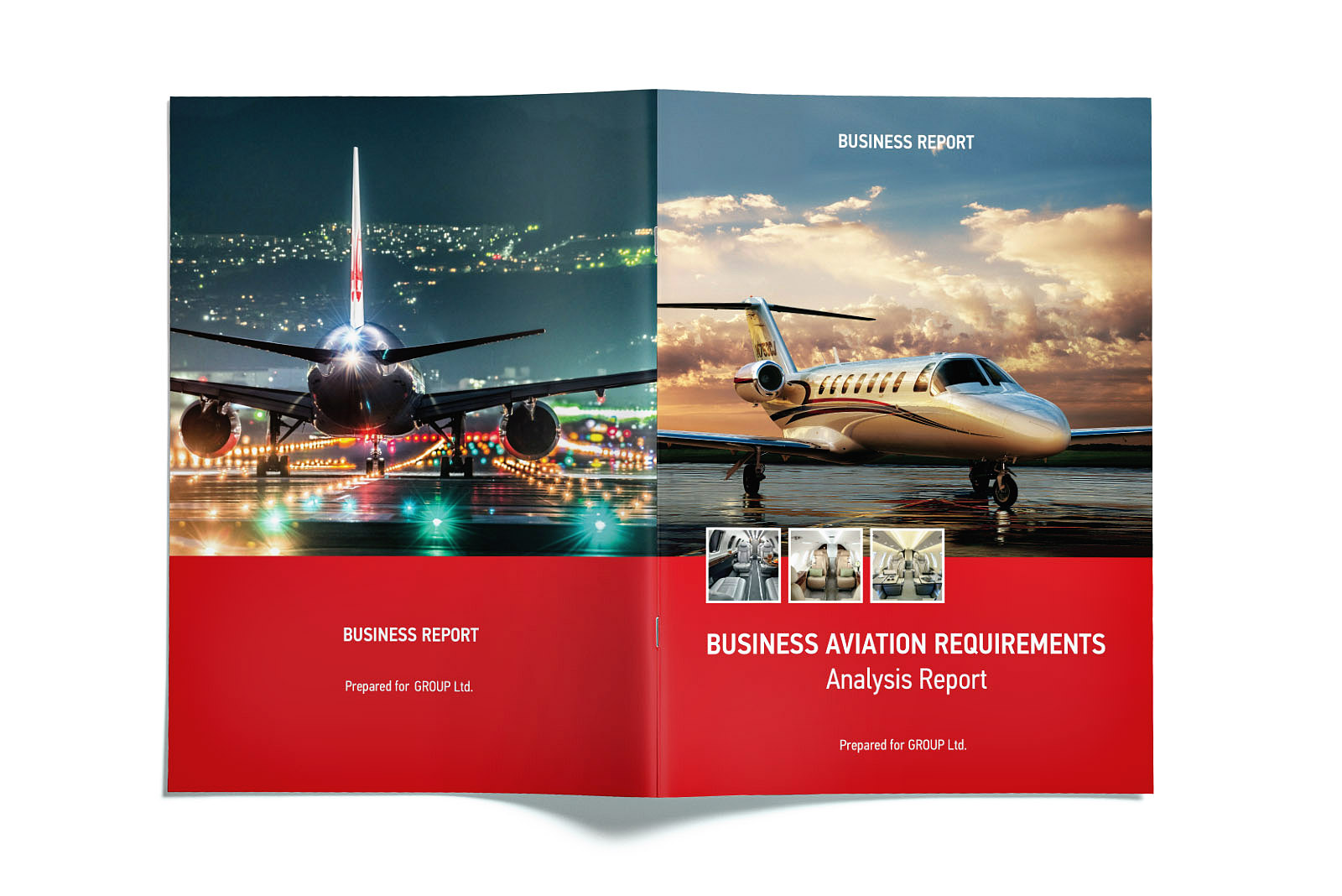 Business Aviation Requirements Analysis Report