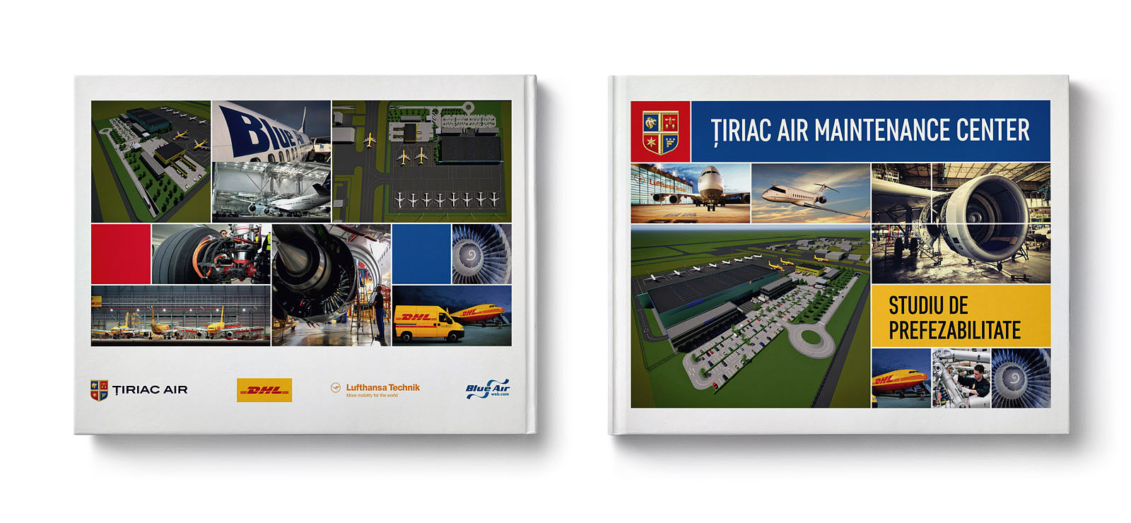 Tiriac Air Maintenance Center