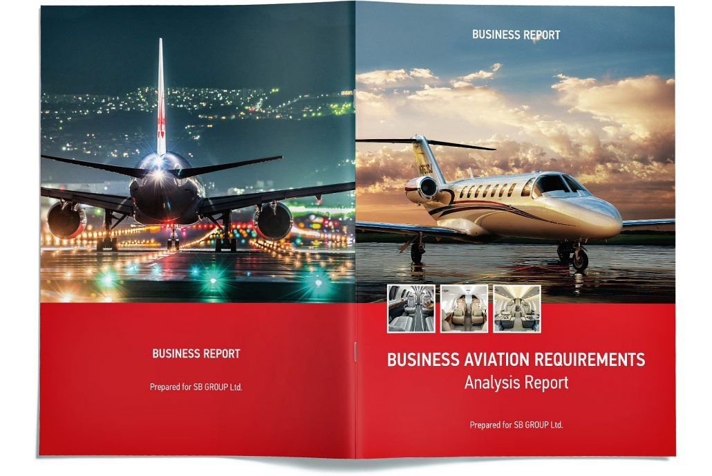 Business Aviation Requirements Cover