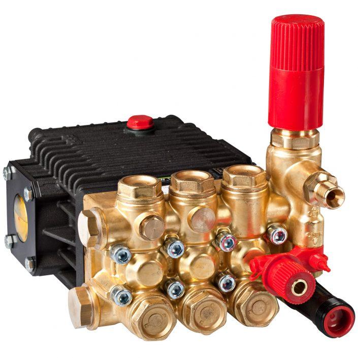 Pompe și echipamente pentru presiune